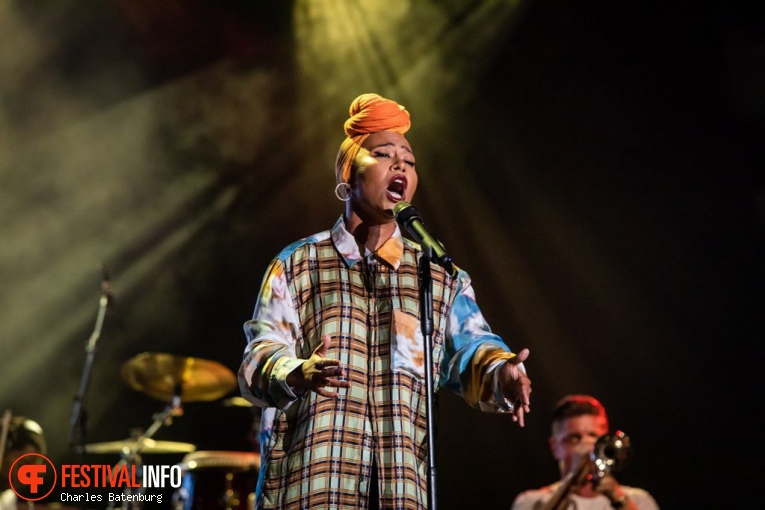 Emeli Sandé op NN North Sea Jazz 2018 - vrijdag foto