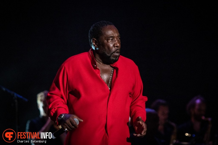 The O'Jays op NN North Sea Jazz 2018 - vrijdag foto