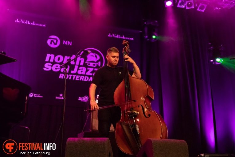 GoGo Penguin op NN North Sea Jazz 2018 - Zaterdag foto