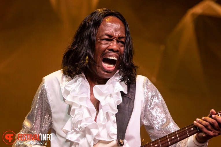 Earth, Wind & Fire op NN North Sea Jazz 2018 - Zaterdag foto