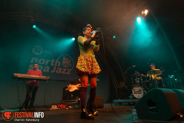 Foto Knower op NN North Sea Jazz 2018 - Zaterdag