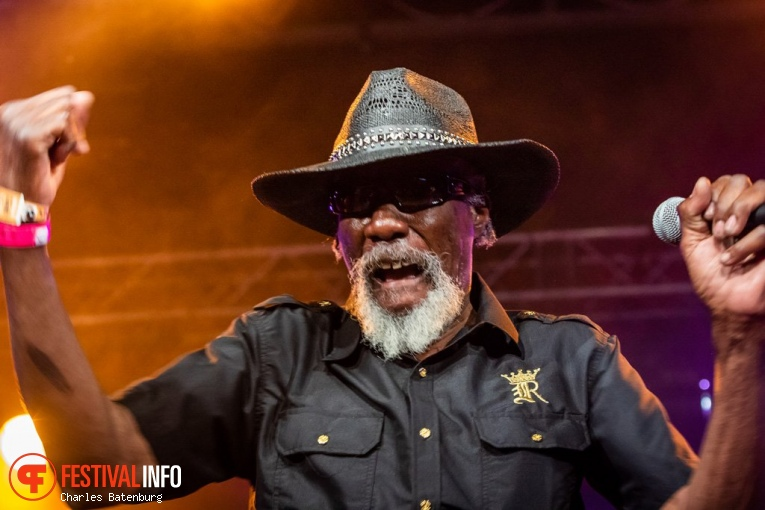 Foto Robert Finley op NN North Sea Jazz 2018 - Zaterdag