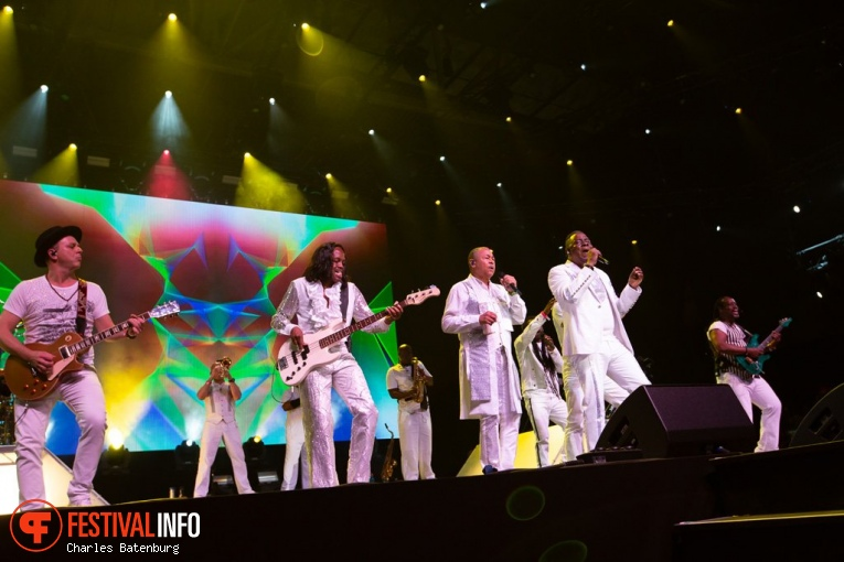 Foto Earth, Wind & Fire op NN North Sea Jazz 2018 - Zaterdag