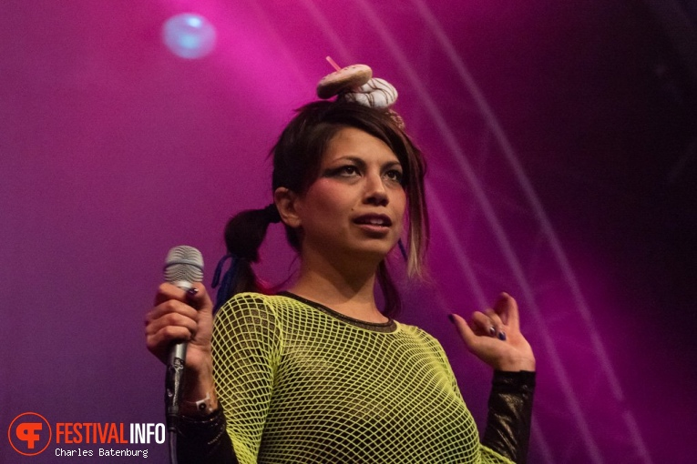 Knower op NN North Sea Jazz 2018 - Zaterdag foto