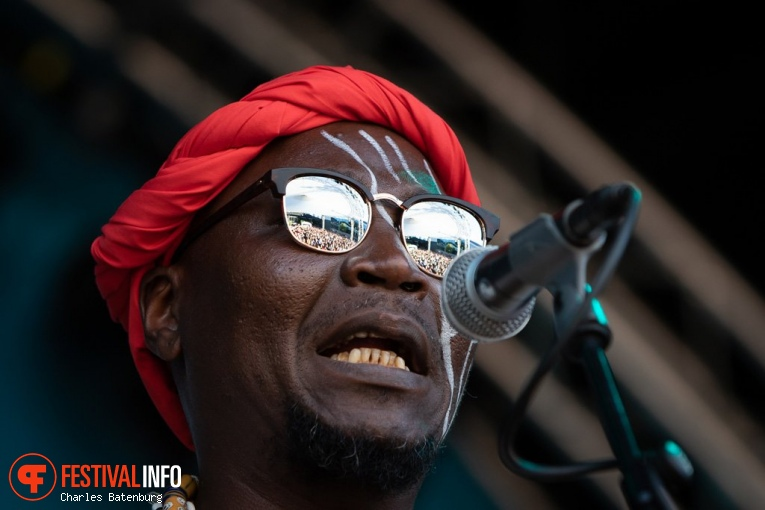 Togo All Stars op NN North Sea Jazz 2018 - Zaterdag foto