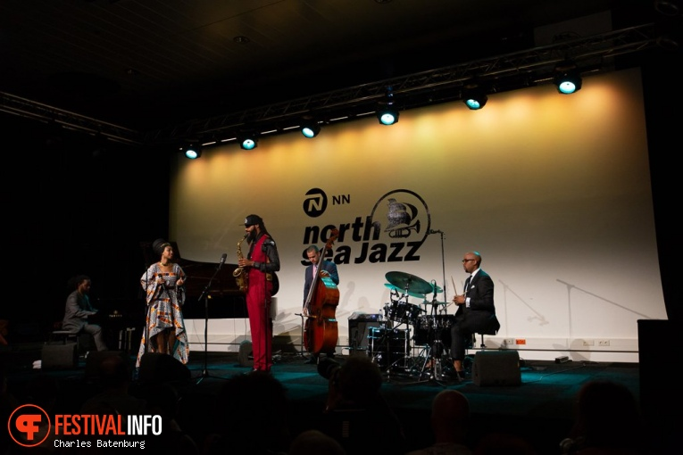 Foto Jazzmeia Horn op NN North Sea Jazz 2018 - Zaterdag