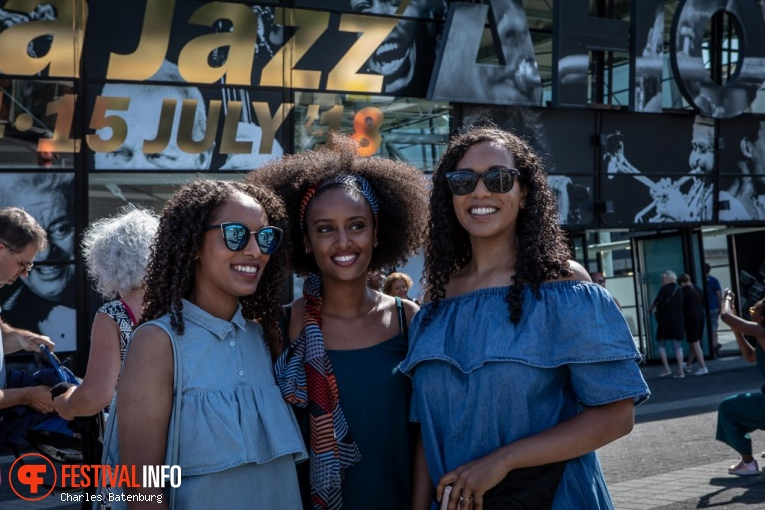 NN North Sea Jazz 2018 - Zaterdag foto