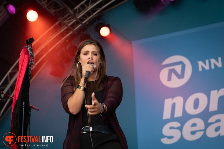 Vintage Future & Mell op NN North Sea Jazz 2018 - Zaterdag foto