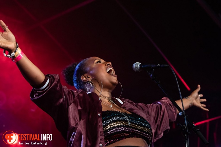 Deva Mahal op NN North Sea Jazz 2018 - Zaterdag foto