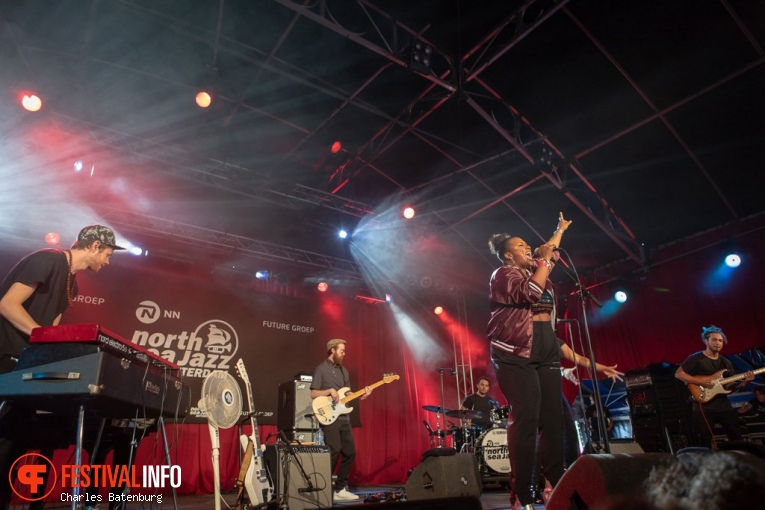 Foto Deva Mahal op NN North Sea Jazz 2018 - Zaterdag