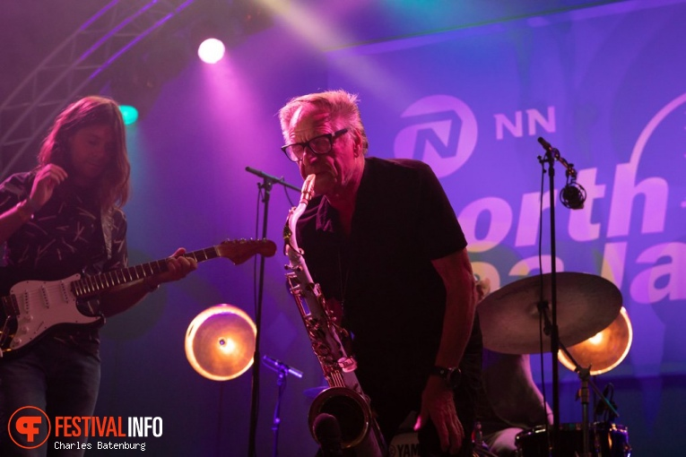 Foto Hans Dulfer op NN North Sea Jazz 2018 - Zaterdag