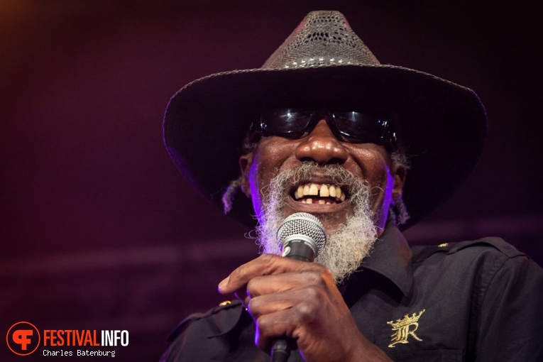 Robert Finley op NN North Sea Jazz 2018 - Zaterdag foto