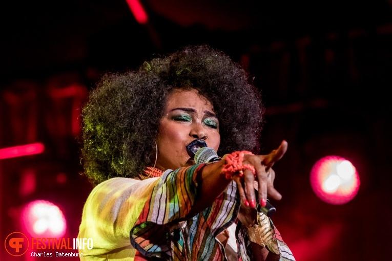 Oumou Sangaré op NN North Sea Jazz 2018 - Zondag foto