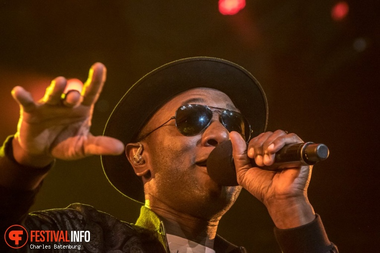 Foto Aloe Blacc op NN North Sea Jazz 2018 - Zondag