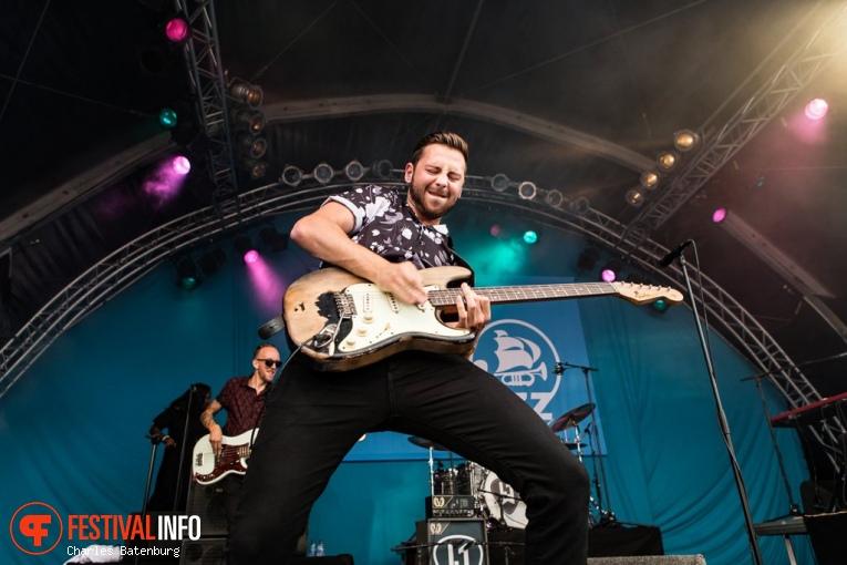 Laurence Jones op NN North Sea Jazz 2018 - Zondag foto