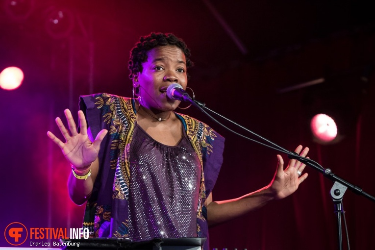 Bokanté op NN North Sea Jazz 2018 - Zondag foto