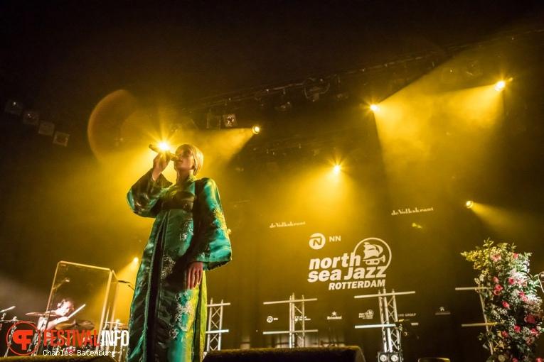 Foto Sevdaliza op NN North Sea Jazz 2018 - Zondag