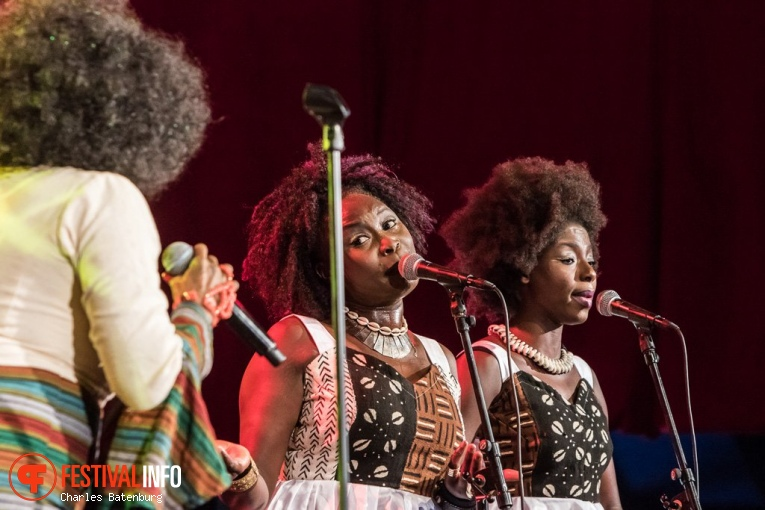 Foto Oumou Sangaré op NN North Sea Jazz 2018 - Zondag