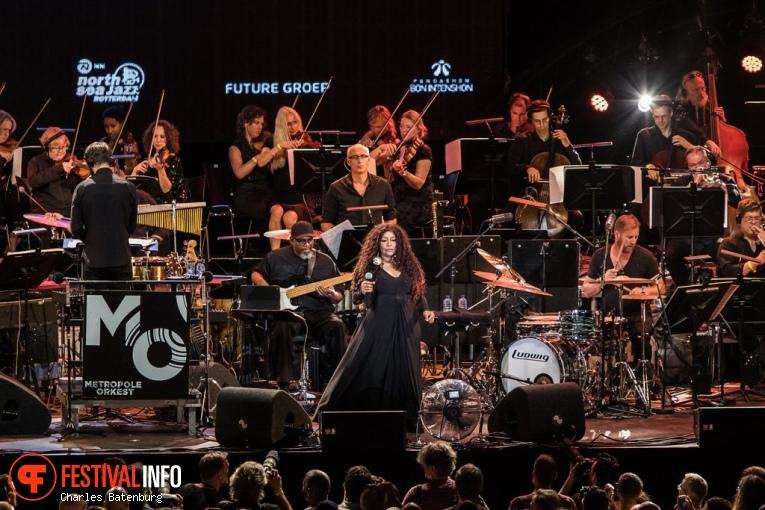Foto Chaka Khan op NN North Sea Jazz 2018 - Zondag
