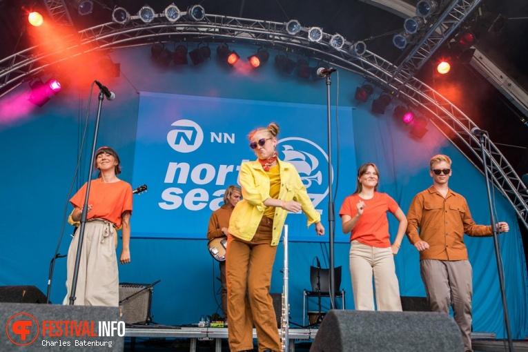 Fieh op NN North Sea Jazz 2018 - Zondag foto