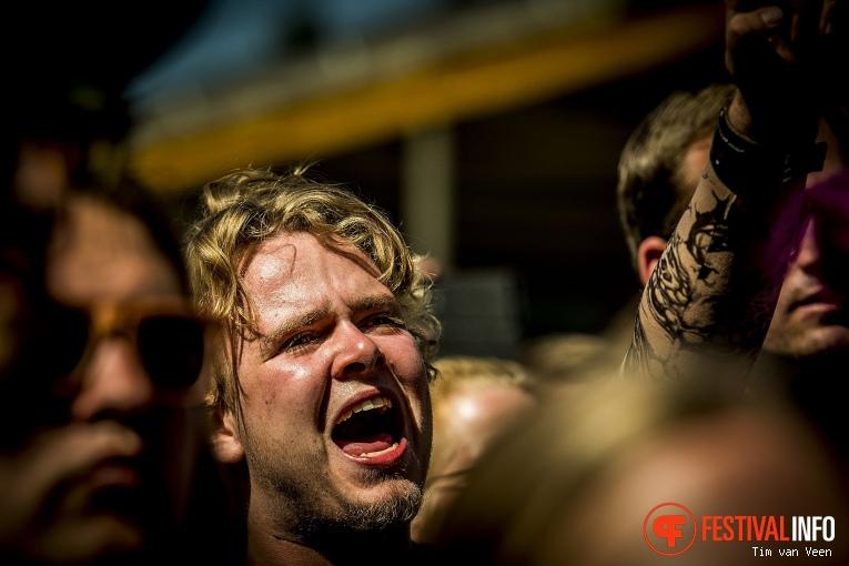 Leprous op Dynamo MetalFest 2018 foto