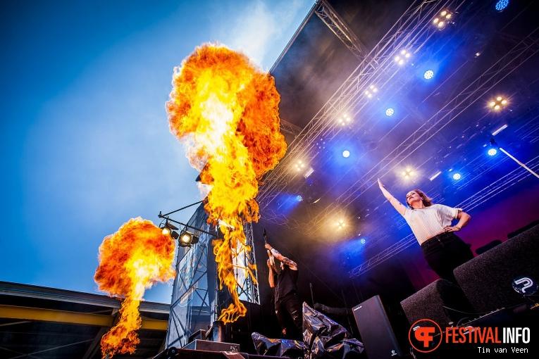VUUR op Dynamo MetalFest 2018 foto