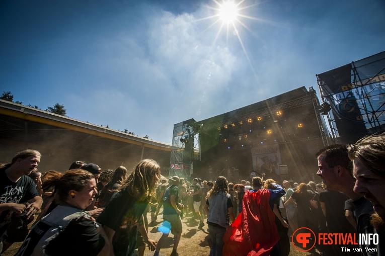 Iron Reagan op Dynamo MetalFest 2018 foto
