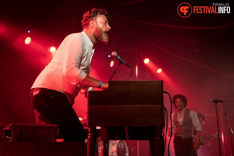Foto Sven Hammond op Welcome To The Village 2018 - donderdag