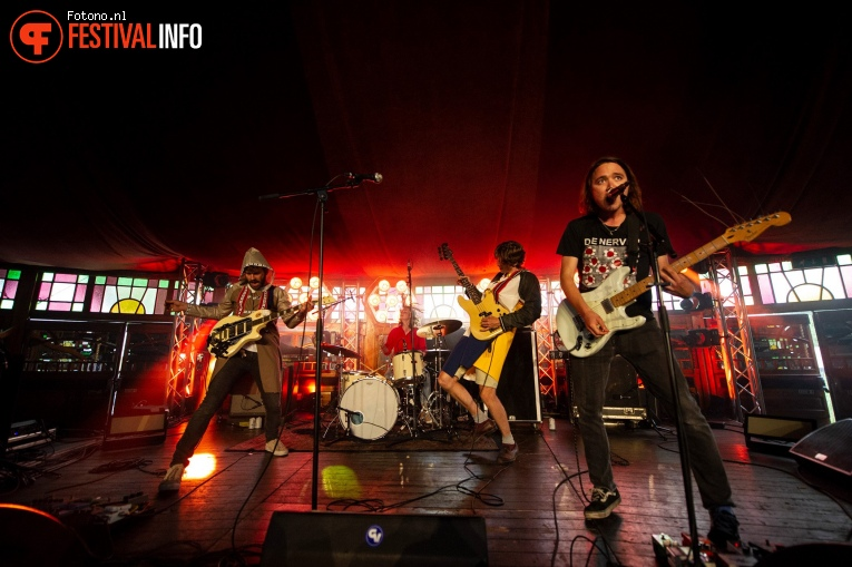 Foto Mozes and the Firstborn op Welcome To The Village 2018 - donderdag