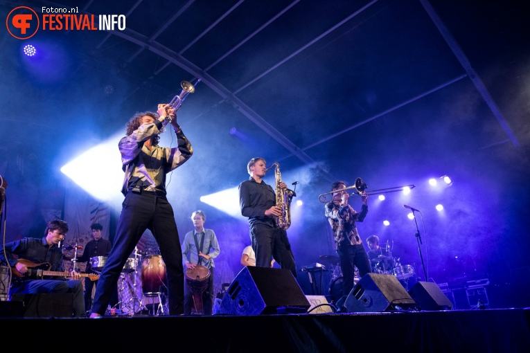 Foto Jungle By Night op Welcome To The Village 2018 - Vrijdag