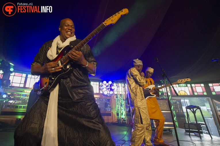 Tal National op Welcome To The Village 2018 - zondag foto