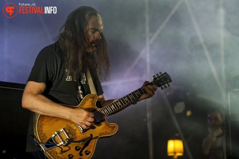 Motorpsycho op Welcome To The Village 2018 - zondag foto