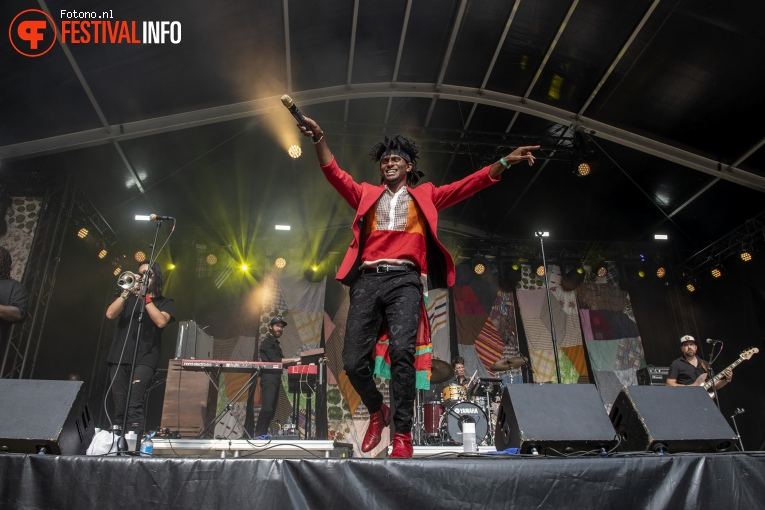 Foto Con Brio op Welcome To The Village 2018 - zondag