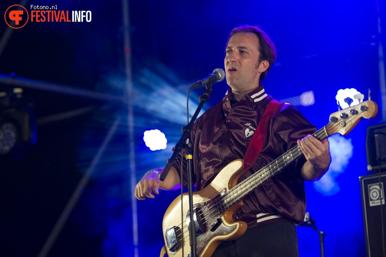 Joan As Policewoman op Welcome To The Village 2018 - zondag foto