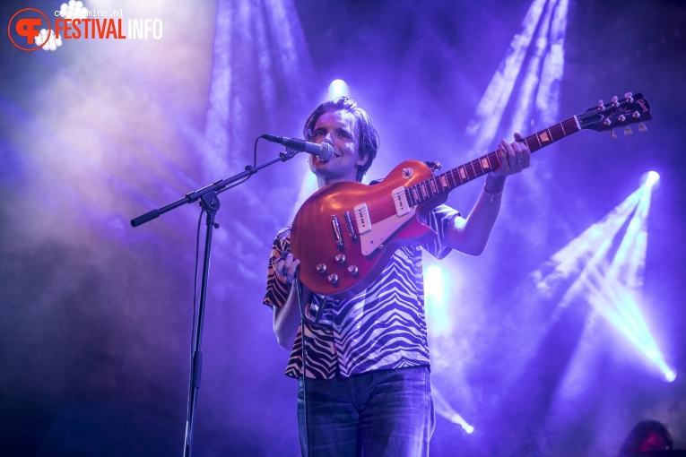 Foto Theo Lawrence & The Hearts op Paleo Festival 2018