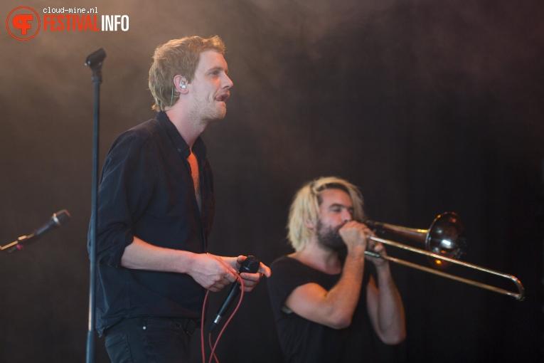 Warhaus op Paleo Festival 2018 foto
