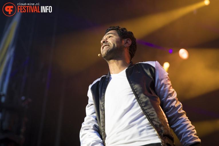 Foto Jamel Bebbouze op Paleo Festival 2018