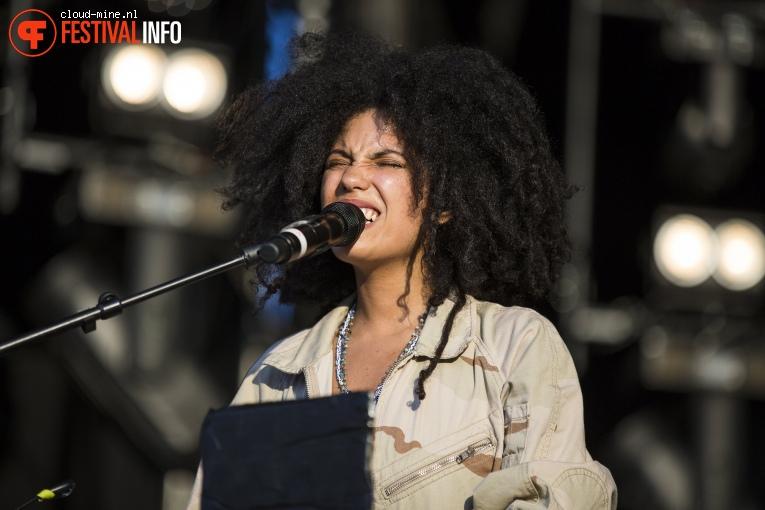 Foto Ibeyi op Paleo Festival 2018