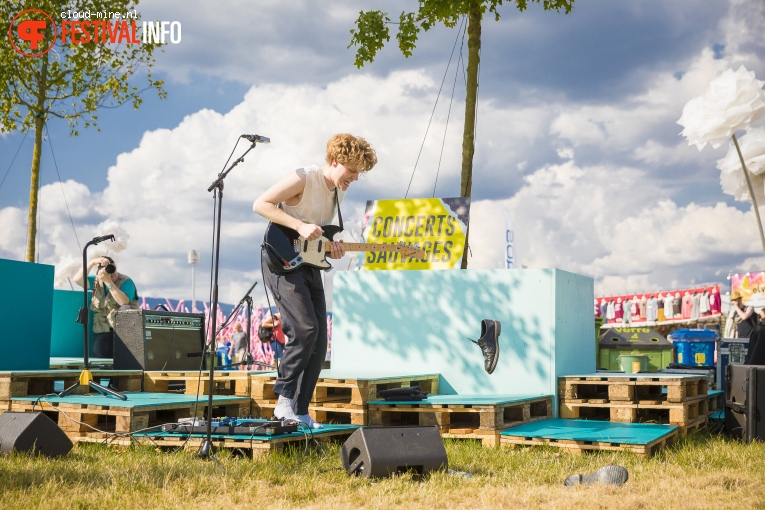 Foto Crimer op Paleo Festival 2018