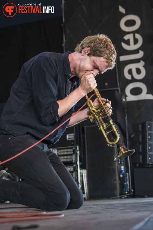 Foto Warhaus op Paleo Festival 2018