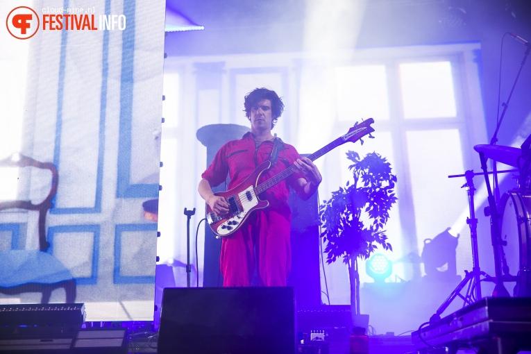 MGMT op Paleo Festival 2018 foto
