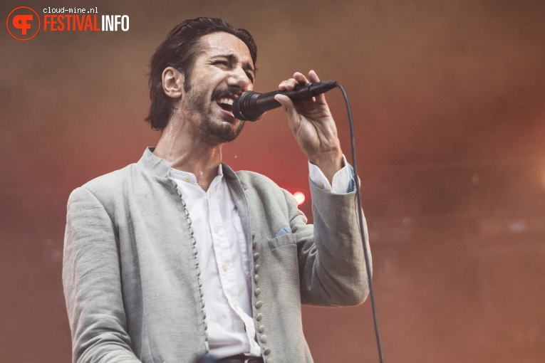 Foto Feu! Chatterton op Paleo Festival 2018