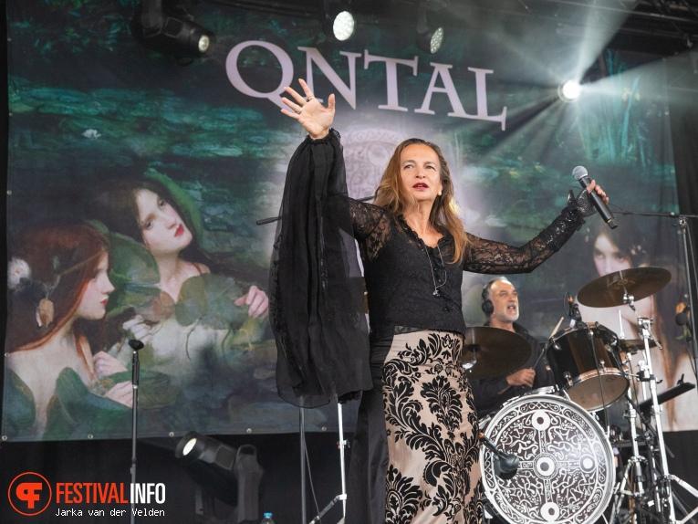Qntal op Amphi Festival 2018 foto