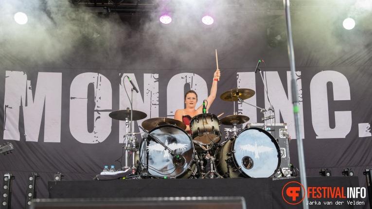 Mono Inc. op Amphi Festival 2018 foto