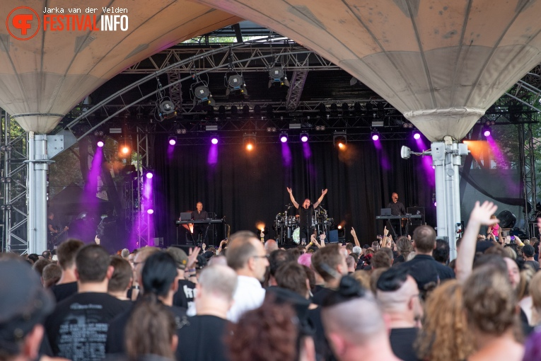 Orchestral Manoeuvres in the Dark op Amphi Festival 2018 foto