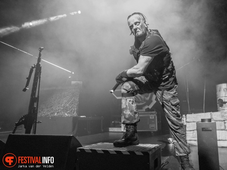 Funker Vogt op Amphi Festival 2018 foto