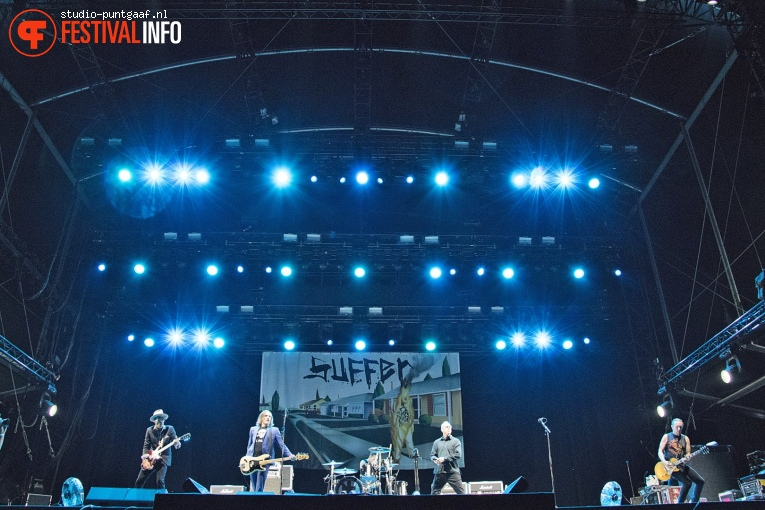 Bad Religion op Lokerse Feesten 2018 - Woensdag foto