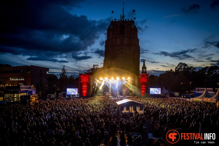 Foto Bodom After Midnight op Into The Grave 2018, Zaterdag