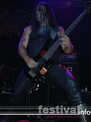 Marduk op X-Mass Metalfest 2002 foto
