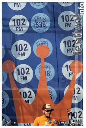 Intwine op Koninginnedag 2004 foto